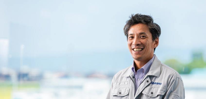 島野電機商会 代表取締役社長 島野浩司