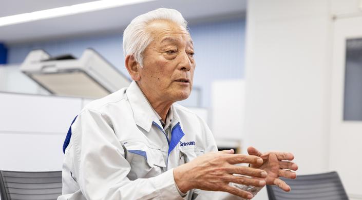 電気工事部 平田茂久